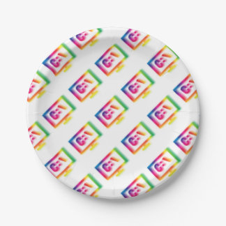 C:\ Nerds and Geeks Rejoice ! Paper Plate