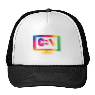 C:\ Nerds and Geeks Rejoice ! Trucker Hat