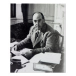 C.S. Lewis Affiches
