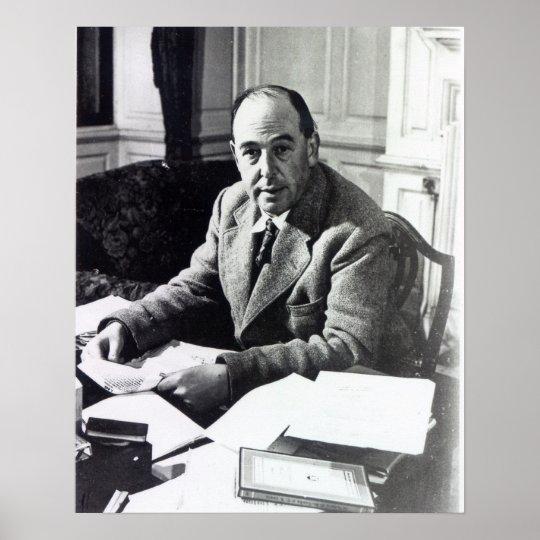 C.S. Lewis Poster