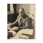 C.S. Lewis Wood Canvases