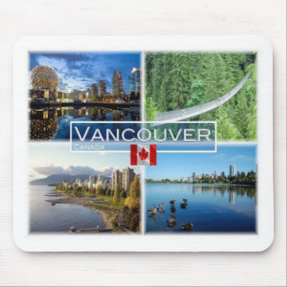 CA Canada - Vancouver - Science World Museum Mouse Pad