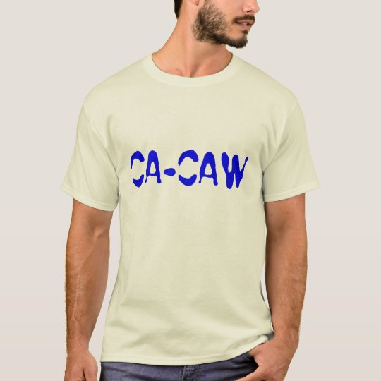 CA-CAW BLUE FALCON SHIRT