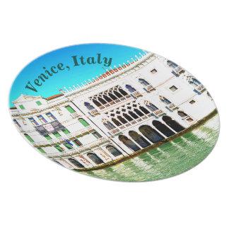 Ca' D'Oro Palace Plates