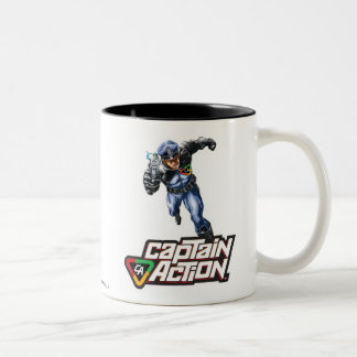 CA Warrior Mug