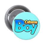 Cabana Boy Buttons