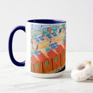 Cabanas of Sorrento Mug