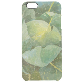 Cabbage Clear iPhone 6 Plus Case
