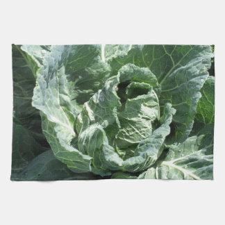 Cabbage Kitchen Towel