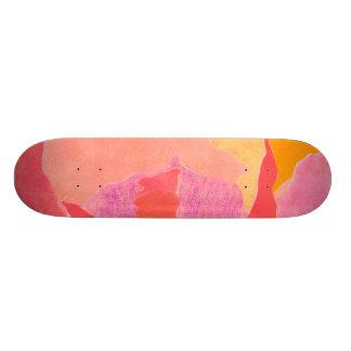 Cabbage Rose IV Skate Deck