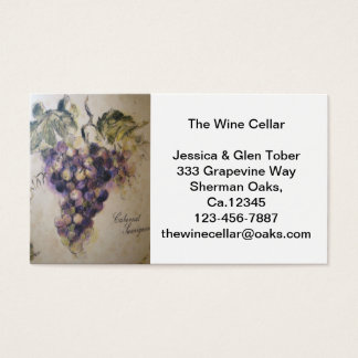 Cabernet Business/Personal Card