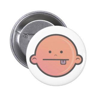 cabeza2 2 inch round button