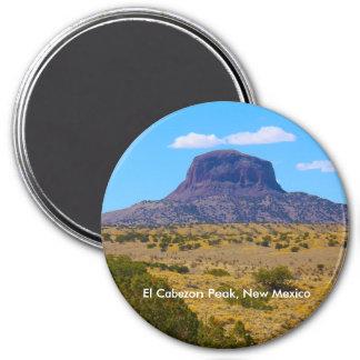 Cabezon Peak, New Mexico Magnet