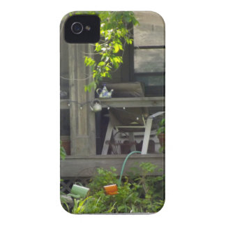 cabin/cottage Case-Mate iPhone 4 cases