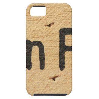 Cabin Fever Sign iPhone 5 Covers