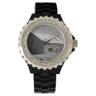 Cabin in the sky wrist watch