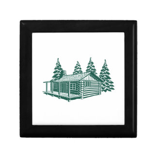 Cabin in the Woods... Gift Box