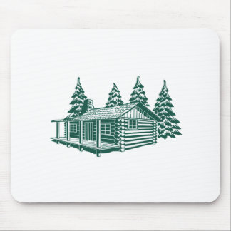 Cabin in the Woods... Mouse Pad