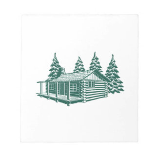 Cabin in the Woods... Notepad