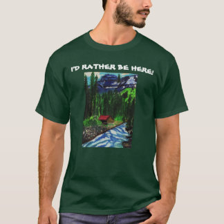 CABIN IN THE WOODS tee