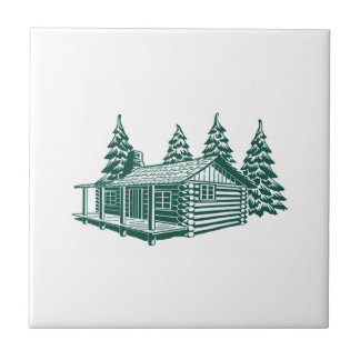 Cabin in the Woods... Tiles