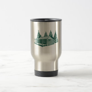 Cabin in the Woods... Travel Mug