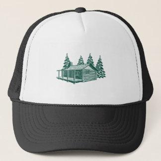 Cabin in the Woods... Trucker Hat