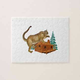 Cabin Pounce Puzzle