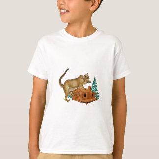 Cabin Pounce T-Shirt