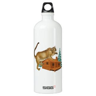 Cabin Pounce Water Bottle