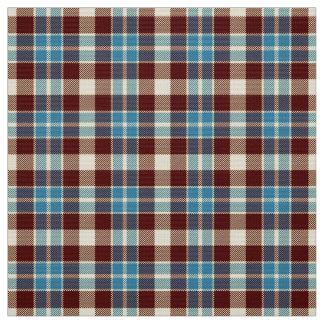 Cabin Tartan~ Happy Trails Fabric