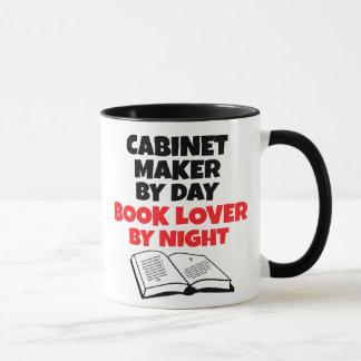 Cabinet Maker Book Lover Mug