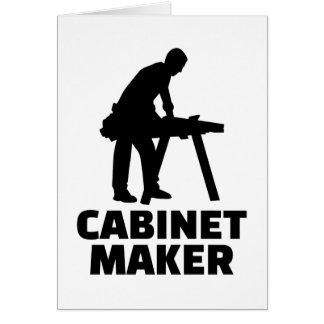Cabinetmaker Card