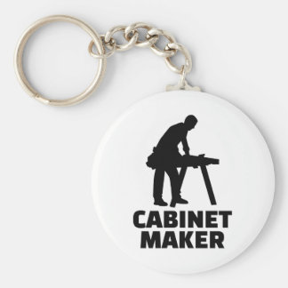 Cabinetmaker Keychain