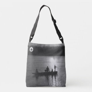 Cable ferry tote bag