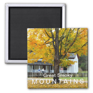 Cable House Great Smoky Mountains National Park Magnet
