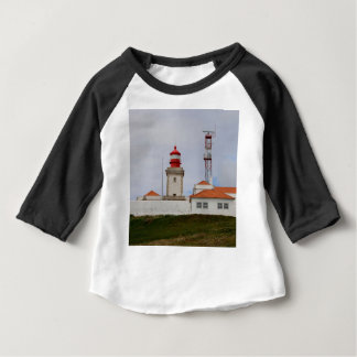 Cabo da Roca Lighthouse, Portugal Baby T-Shirt
