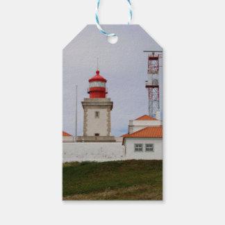 Cabo da Roca Lighthouse, Portugal Gift Tags