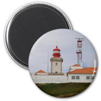 Cabo da Roca Lighthouse, Portugal Magnet