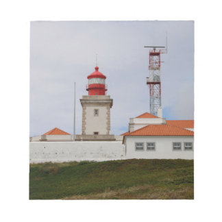 Cabo da Roca Lighthouse, Portugal Notepad