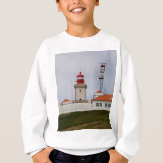 Cabo da Roca Lighthouse, Portugal Sweatshirt