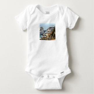 Cabo da Roca: Portugal Baby Onesie