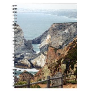 Cabo da Roca, Portugal Notebooks