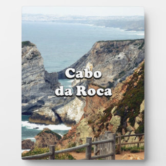 Cabo da Roca: Portugal Plaque