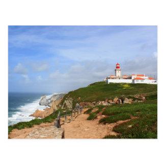 Cabo da Roca, Portugal Postcard