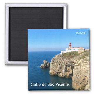 Cabo de São Vicente/Cape St. Vincent Magnet
