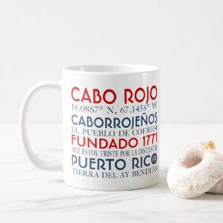 Cabo Rojo, Puerto Rico Coffee Mug