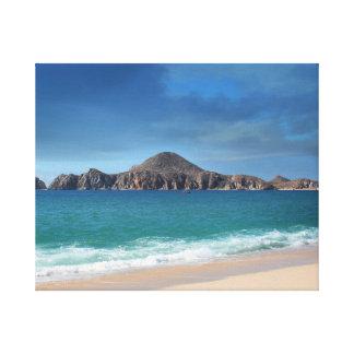 Cabo San Lucas Beach Canvas Print