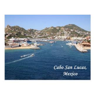Cabo San Lucas, Mexico Postcard