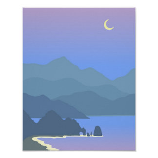 Cabo Seascape Posters